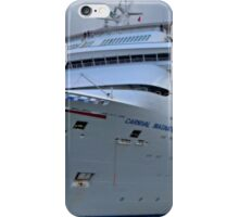 Imagination- Carnival Cruise Ship iPhone Case/Skin