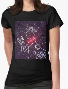Eldritch Angel II Womens Fitted T-Shirt