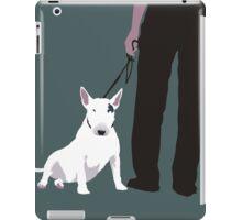 Bull terrier iPad Case/Skin