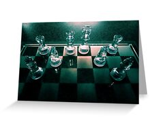 Chess Porn  Greeting Card