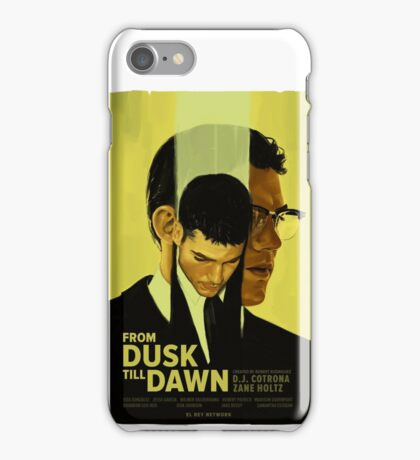 From Dusk Till Dawn iPhone Case/Skin