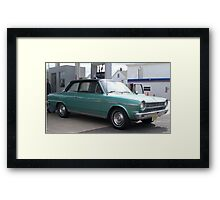 Rambler Cars Framed Print