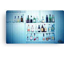 The Medicine Cabinet Canvas Print
