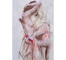 Nude croquis #1 Photographic Print