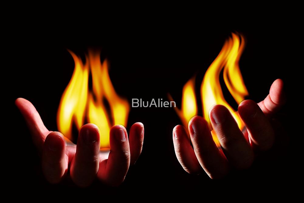 Black Magic by BluAlien