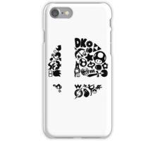 Symbol SmashBall Loose iPhone Case/Skin