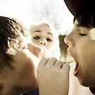 Bubble Mouth by Daniel Neuhaus