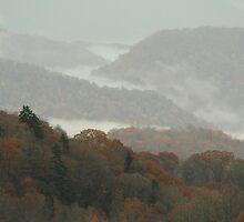 Smokey Mountains by Amy Polkowski