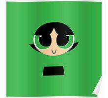 Buttercup - PowerPuff Girls Poster