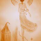 Wasteland Angel by lilynoelle