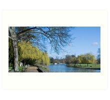 Stratford-Upon-Avon  Art Print