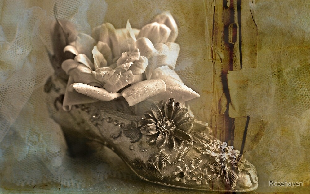 """The Gentlewoman's Shoe ..."" by Rosehaven"