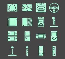 Video Games by KingdomofArt