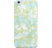 Nature's Seasons Abstract iPhone Case/Skin