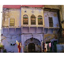 Pushkar India Photographic Print