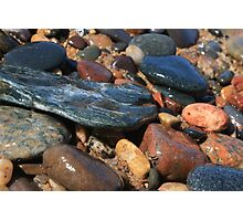 Superior Pebbles Photographic Print