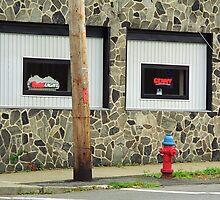 Frankie's Tavern, Binghampton, New York by Frank Romeo