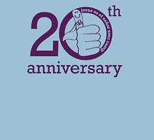 20th Anniversary - Jees Camp 2015 Unisex T-Shirt