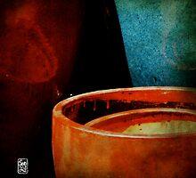 pots by Sonia de Macedo-Stewart