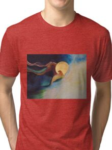 Basking in the Rays Tri-blend T-Shirt
