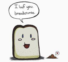 Breadcrumb Loaf by ShinySpinda
