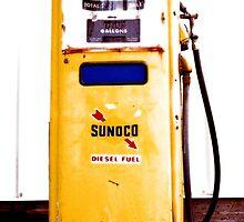 Retro Pump ~~ by infiniteartfoto