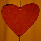Hanging Heart by Deb Gibbons