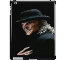Kindestod, brushed canvas  iPad Case/Skin