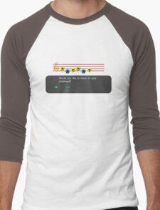 Childhood Gaming Men's Baseball ¾ T-Shirt