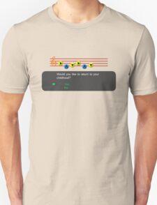 Childhood Gaming Unisex T-Shirt