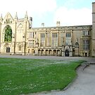 Newstead Abbey / West wing by Fotasia