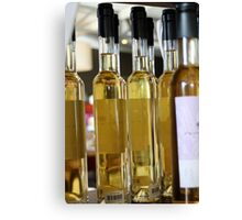 Chardonnay verjuice, Providore, Margaret River Canvas Print