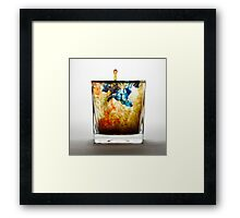 Become Framed Print