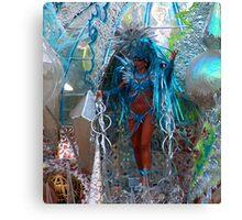 Rio Carnival, Rio de Janeiro, Brazil Canvas Print