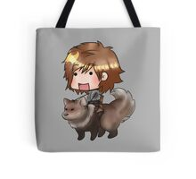 Bran Stark and Summer Tote Bag