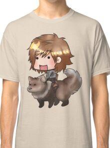 Bran Stark and Summer Classic T-Shirt