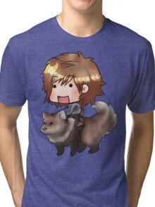 Bran Stark and Summer Tri-blend T-Shirt