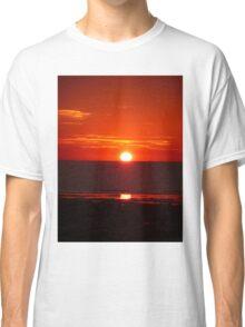 Beautiful Broome Sunset, Western Australia Classic T-Shirt