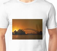 Sydney By Sunset Unisex T-Shirt