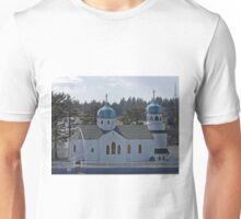 Holy Resurrection Church, Kodiak, Alaska, USA Unisex T-Shirt