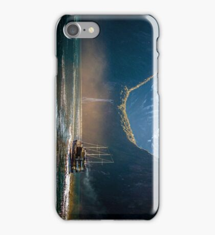 Journey To Middle Earth iPhone Case/Skin