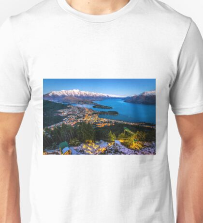 Queenstown Glow Unisex T-Shirt