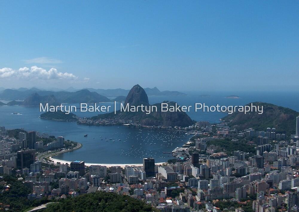 Sugarloaf Mountain, Rio de Janeiro, Brazil by Martyn Baker | Martyn Baker Photography