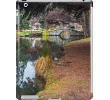 Botanic Gardens of Queenstown iPad Case/Skin