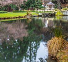 Botanic Gardens of Queenstown Sticker