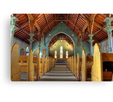 St Johns Church HDR Canvas Print