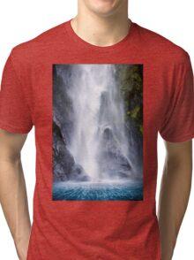 Wraiths of the Falls Tri-blend T-Shirt