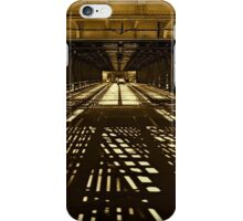 Chicago-Beneath Gotham iPhone Case/Skin