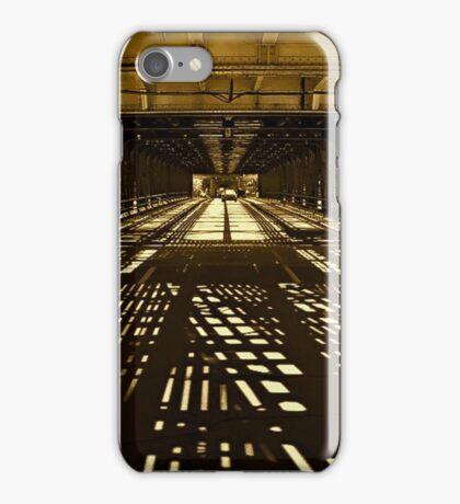 Chicago-Beneath Gotham iPhone Case/Skin