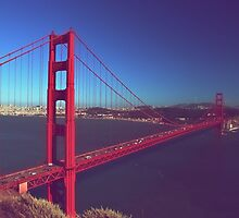 ~Golden Gate~ by Gursimran Sibia